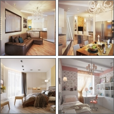 apartments interiors 228