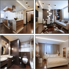apartments interiors 111