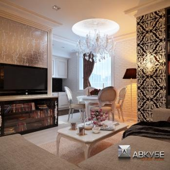 apartments interiors 120 photo 2