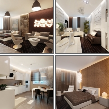 apartments interiors 201