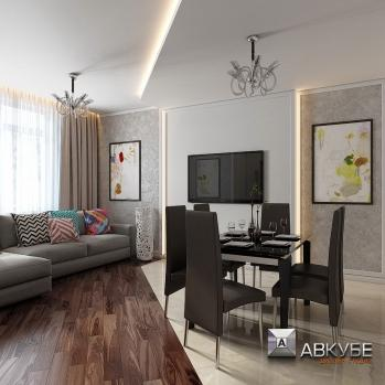 apartments interiors 240 photo 1